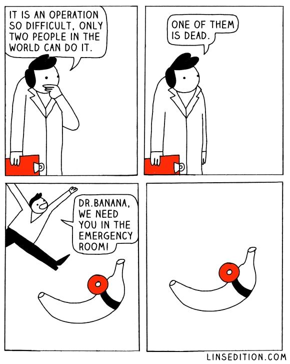 banana-comic-doctor-operation-linsedition