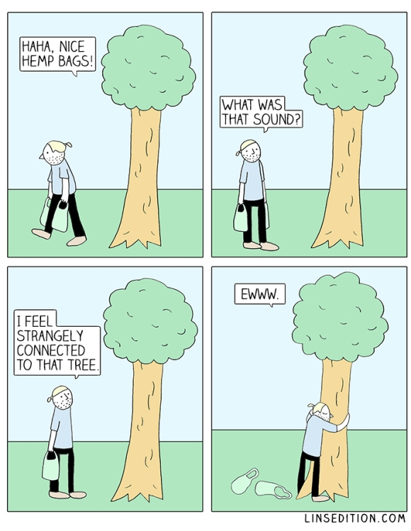 tree-hugger-comic-linsedition