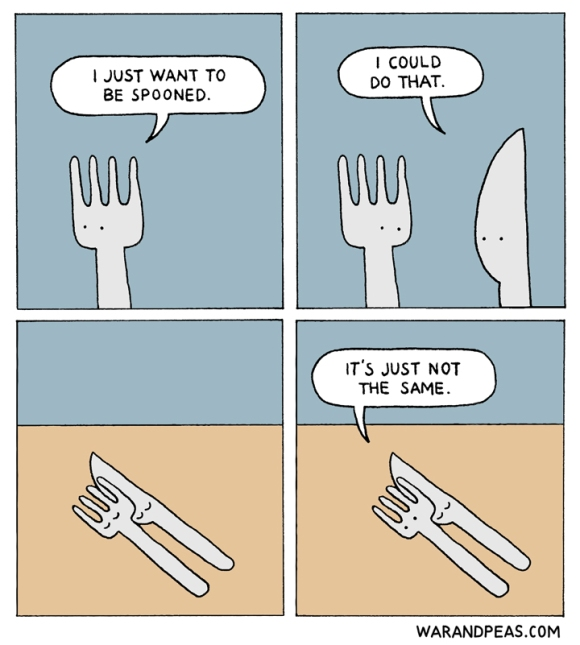 war-and-peas_spooning-comic-spoon-fork-spoon-me-webcomic-loneliness