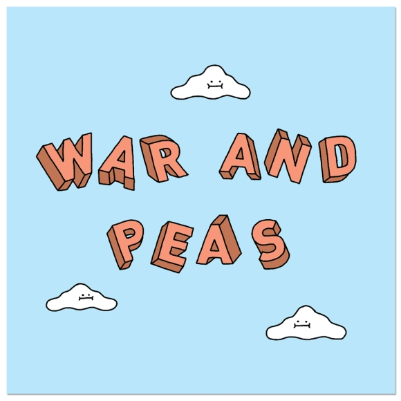 war and peas - L.I.N.S.