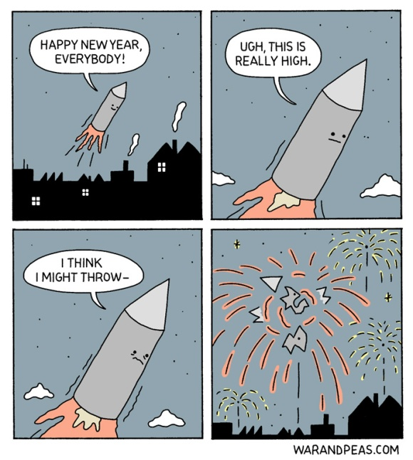 war and peas anxiety new years eve funny comic