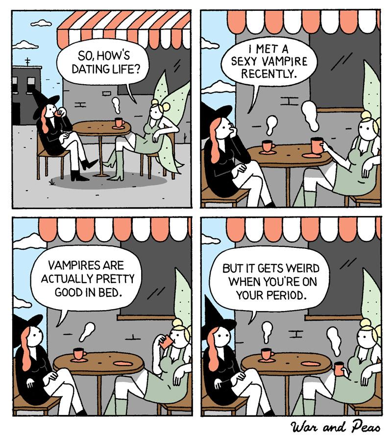 dating website for vampires